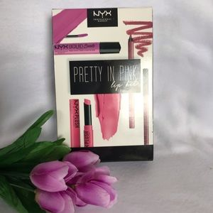 NYX Makeup - 🌸NYX Pretty in Pink Lip Kit 🌸